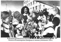 В Кызыле 28 октября прочтут письмо в XXI век, написанное в 1968 году, и заложат капсулу с обращением к молодежи 2068 года