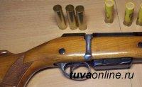 В Туве мужчина выплатил весь долг по алиментам после ареста его ружья