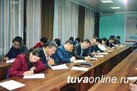 Тува пишет народный диктант по тувинскому языку