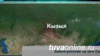 В Туве зарегистрирован 5-балльный подземный толчок