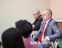 """Единороссы Тувы подвели итоги партийной дискуссии """"Обновление"""""""