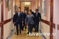 Глава Тувы рассказал о планах строительства нового здания миграционно-визовой службы