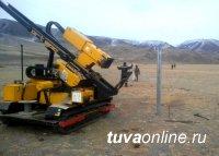 В селах Мугур-Аксы и Кызыл-Хая приграничного Монгун-Тайгинского кожууна Тувы монтируются солнечные электростанции