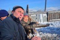 Минсельхозпрод Тувы за создание и развитие семейных ферм с круглогодичным производством молока