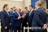 Глава Тувы в ходе командировки в Москву принял участие в заседании оргкомитета по подготовке и проведению КЭФ-2019