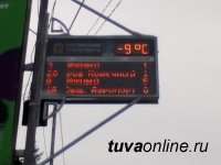 До наступления крепких морозов необходимо наладить работу в сфере пассажироперевозок - Карим Сагаан-оол