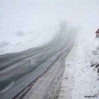 В Туве 24-25 ноября ожидаются сильный ветер, плохая видимость на дорогах