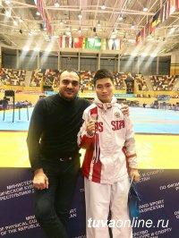 Амир Мунзук завоевал серебро на Чемпионате России по карате