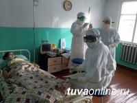 В Туве на границе с Монголией провели учения, смоделировав ситуацию заражения бубонной чумой