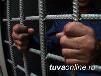 Житель Тувы проведет 4 года в колонии строгого режима за удар по ноге полицейского