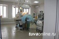 В хирургическом отделении онкодиспансера Тувы идут ремонтные работы