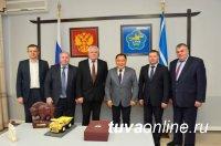 БелАЗ и Гомсельмаш планируют построить в Туве центры по обслуживанию своей техники
