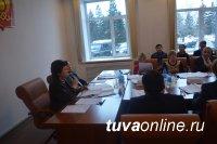 """Горхурал дал """"добро"""" на назначение заместителей мэра Кызыла"""