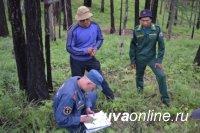Обед за 21 тысячу: в Туве оштрафовали поджигателя леса