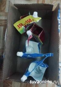 В больницу УФСИН Тувы попытались пронести спирт, спрятанный в сгущенке