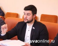В составе делегации КПРФ, отправляющейся в Китай, представитель Кызыла