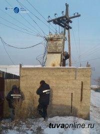 На ЛДО Кызыла выявлены два факта незаконного энергопотребления на более 4 млн. рублей
