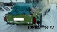 Госавтоинспекцией Тандинского района выявлен факт незаконной перевозки 2,5 тысяч хвостов пеляди