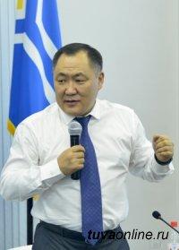 Глава Тувы Шолбан Кара-оол: нам нужны форсажные решения