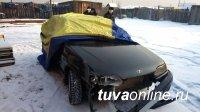 В Кызыле инспекторы ГИБДД задержали водителя, скрывшегося с места ДТП со смертельным исходом