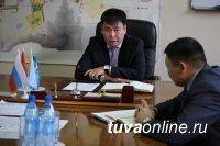 Карим Сагаан-оол: Мы служим жителям Кызыла