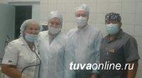В Туве тяжелобольные туберкулезом получили шанс на излечение