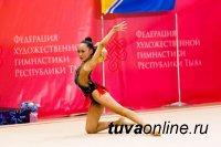 Определились лучшие художественные гимнастки Тувы 2018 года