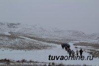 В Кызыле состоялся экстрим-забег на гору Догээ, посвященный памяти альпиниста Мергена Кончука
