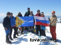 В 2018 году в активе тувинской федерации альпинизма и горного туризма Первый турнир по скалолазанию