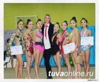 В Кызыле 29 декабря пройдет Открытое первенство по художественной гимнастике