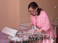 В Кызыле средний возраст роженицы 28 лет