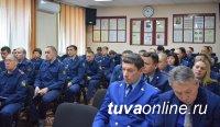 В структурах ФСИН в Туве профессиональное образование в 2018 году получили 462 заключенных