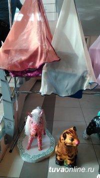 Тува: Люлька для ребенка
