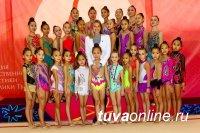 Федерация художественной гимнастики Тувы проводит новый отбор в секцию