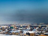 В Кызыле (Тува) соседи двух частных домов переругались из-за пристройки