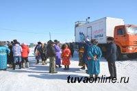 Тува: Накануне Шагаа выездные бригады медиков проводят медосмотры чабанов