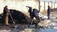 Мэрия Кызыла по просьбам горожан организовала продажу угля мешками в Правобережном микрорайоне