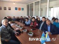 В Туве голландский ученый изучает термодинамику тувинской юрты