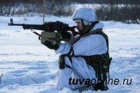 Военные из Анголы и Таджикистана прибыли в Туву для участия в зимнем этапе АрМИ-2019