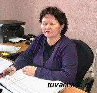 На 60-м году ушла из жизни ветеран социальной службы Кызыла Лариса Монгуш