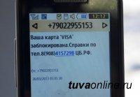 В Туве участились случаи телефонного мошенничества