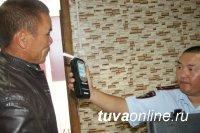 """В Туве за неделю """"с 23 февраля"""" задержаны 66 пьяных водителей за рулем"""