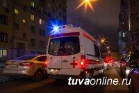 В Санкт-Петербурге 24-летняя уроженка Тувы доставлена после падения с высоты в больницу