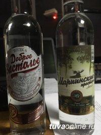 На посту «Шивилиг» накануне 8 марта пресечен провоз в Туву 11 тонн нелегального алкоголя