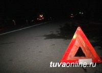 В Кызыле ночью на дороге сбита пьяная женщина, переходившая улицу вне пешеходного перехода