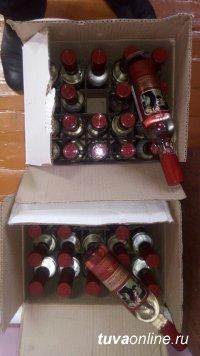 В с. Сукпак участковый уполномоченный полиции выявил факт реализации контрафактного алкоголя