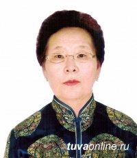 Скончалась известная ученая, автор учебников русского языка для тувинских школ Фаина Бартан