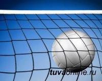 В волейбольном споре 9 команд сильнейшей оказалась сборная Кызылского кожууна