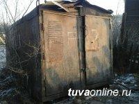 Кызыл: Грязные киоски и гаражи могут быть демонтированы