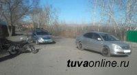 В Кызыле инспекторы ДПС задержали водителей, скрывшихся с места автоаварий